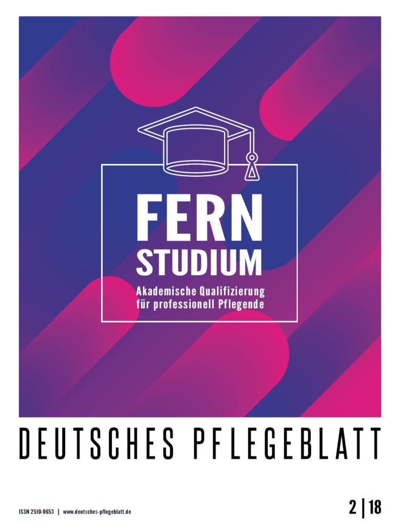 Deutsches Pflegeblatt 2-2018